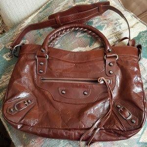 Brown Handbag/Shoulder Bag